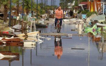 Grecia: Tornado senza precedenti