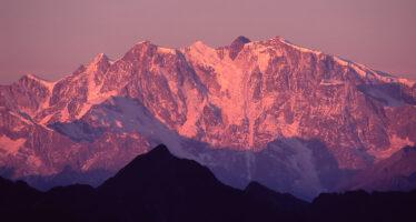 Clima più caldo, suolo di montagna più freddo