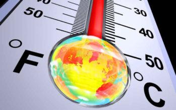 Documento sulle variazioni della temperatura in italia, Ispra, 2018