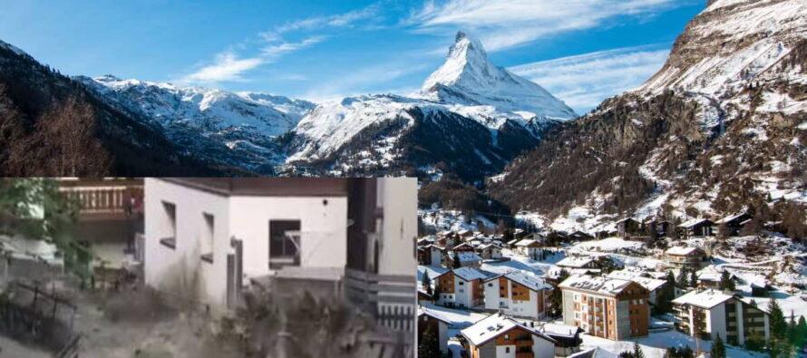 24.07.19 Zermatt: un alluvione senza pioggia
